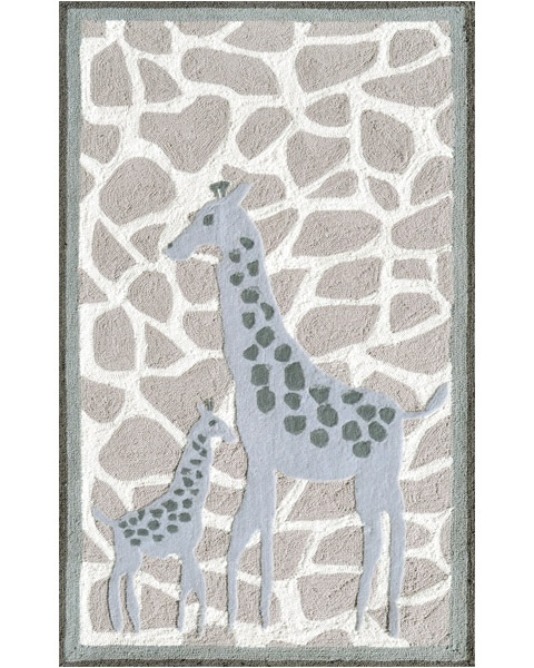 Complete The Look Of Your Nursery With A Designer Rug