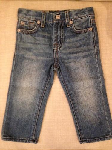 Little Boys Designer Jeans Starting In Sizes 12m To 3t