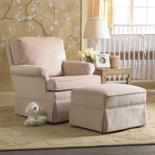 Nursery Gliders | Wayfair - Modern Baby Glider Chairs, With Ottoman