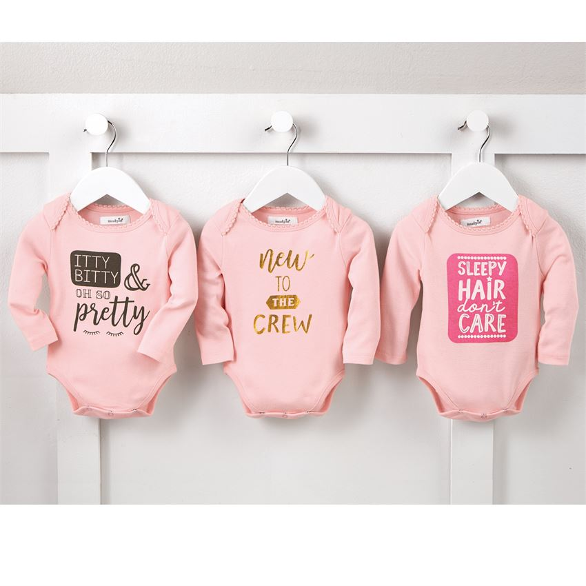 Mud Pie Baby Girls Sentiment Crawler Shop The Winter 2018