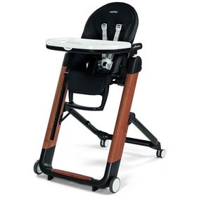 Agio by Peg Perego Siesta High Chair - Agio Black (Boutique Exclusive!)