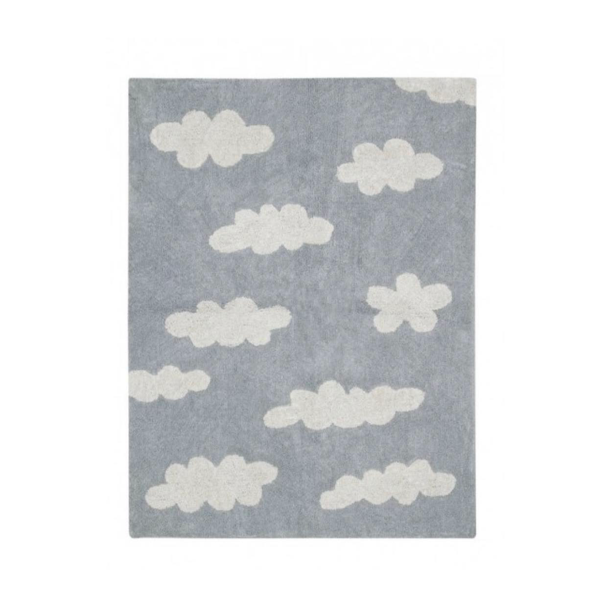Lorena Canals Clouds Rug - Grey