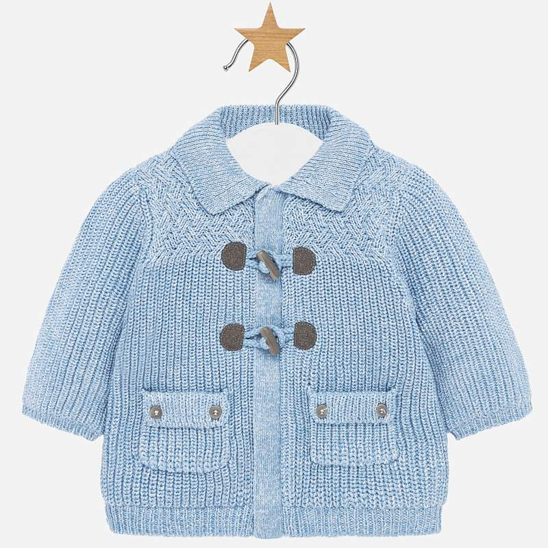 Blue Baby Boy Sweater
