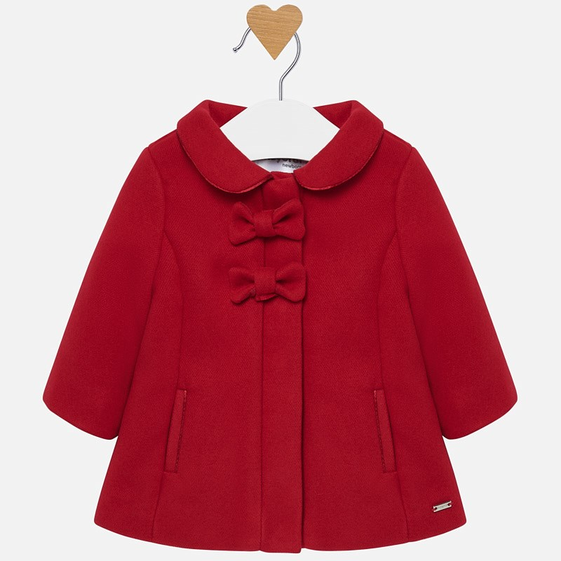 Mayoral Red Coat