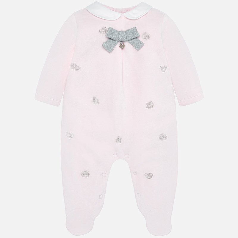 Light Pink Mayoral Sleeper