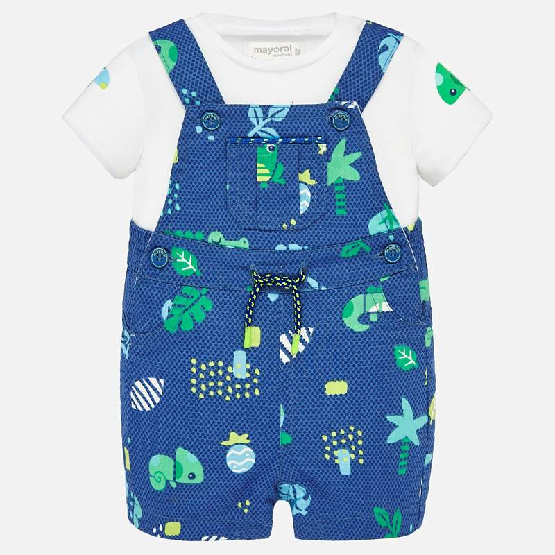 Tropical Overall Set