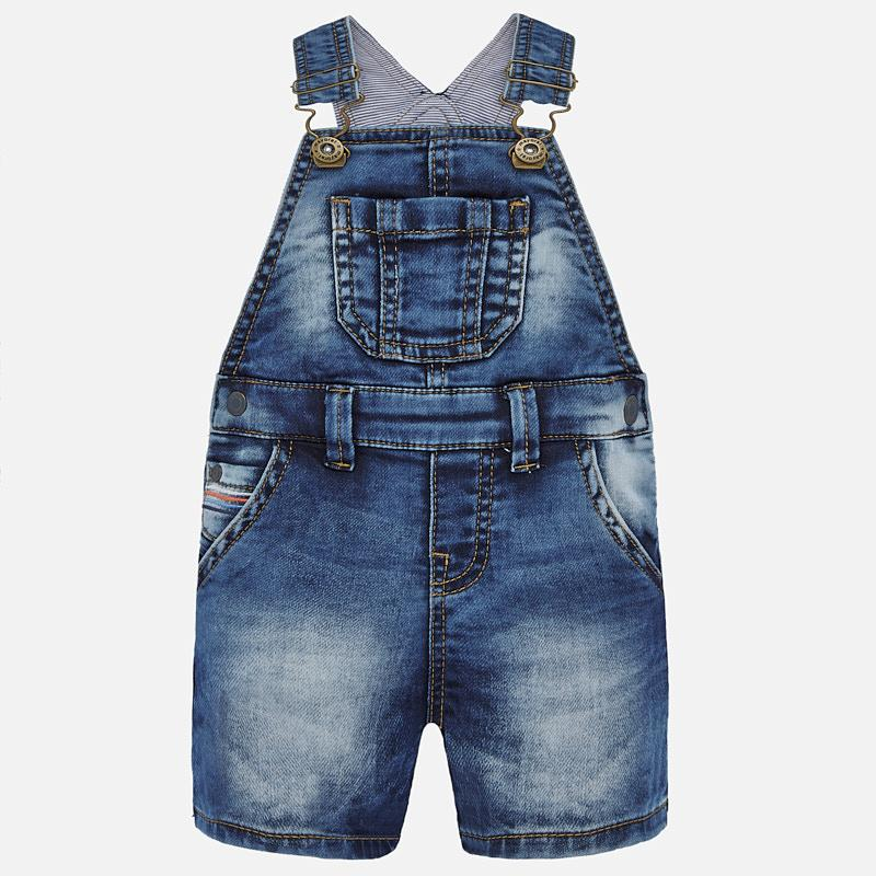 Texan Denim Overall