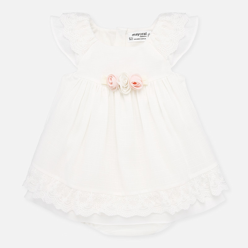 Cream Ceremony Dress