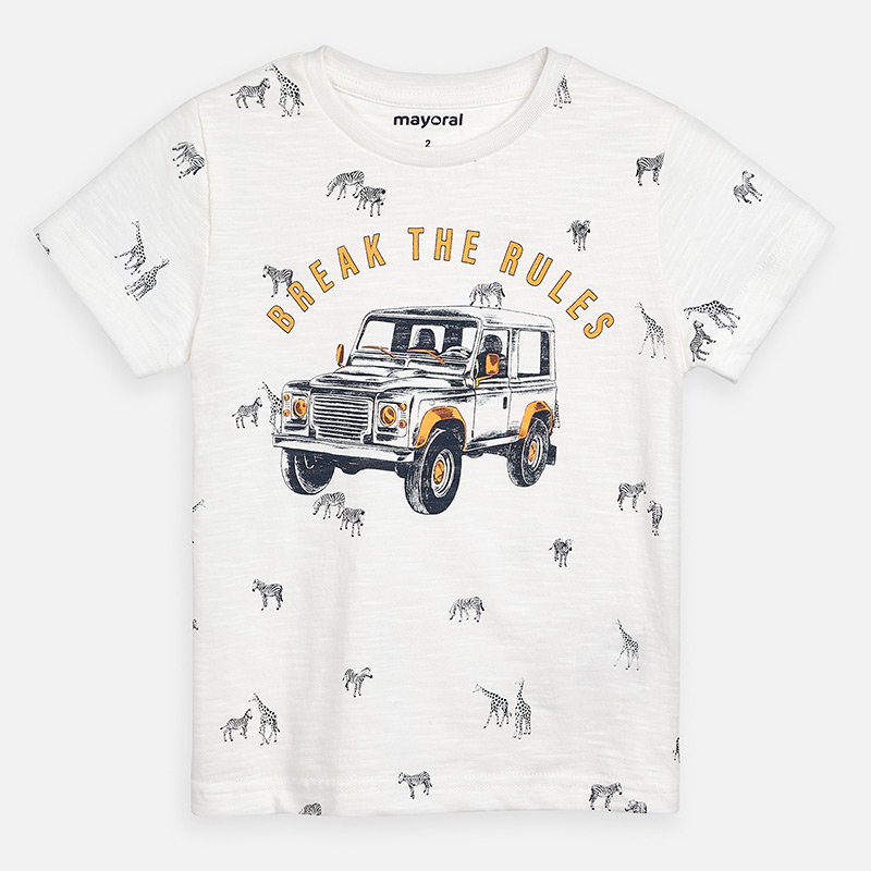 Car Safari T-Shirt