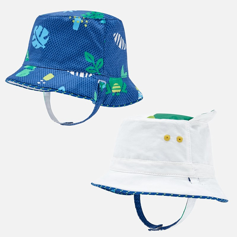 Tropical Reversible Cap