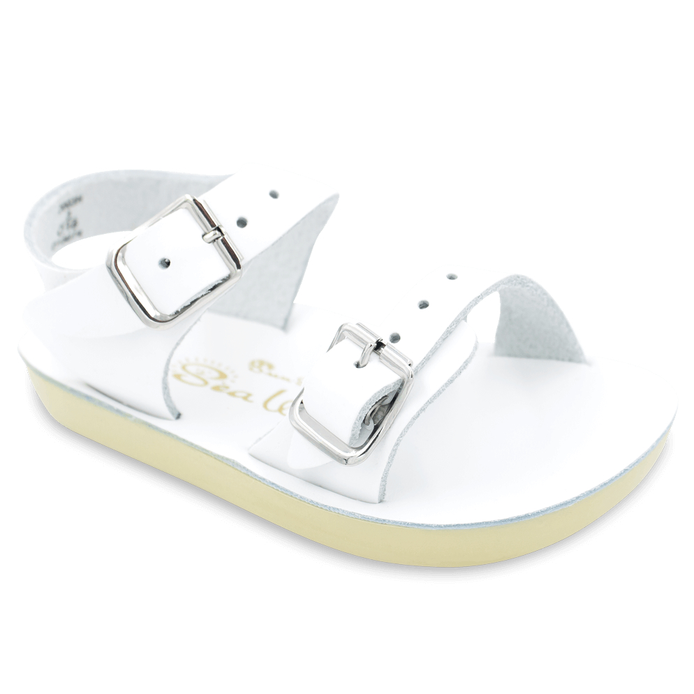 3749c003491a Home   Clothing   Accessories   Shoes   Salt Water Sandals Sea Wees - White