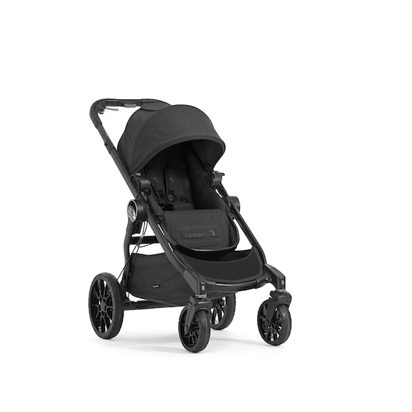 Baby Jogger City Select Lux In Granite The Lightest