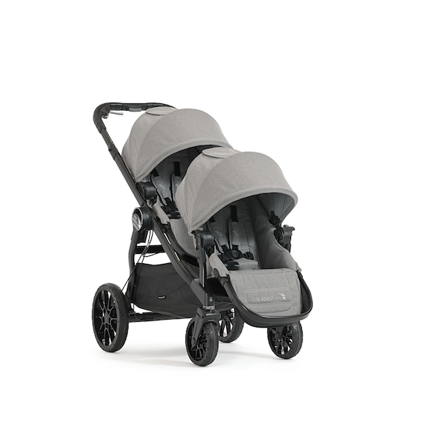 Baby Jogger City Select Lux In Indigo The Lightest