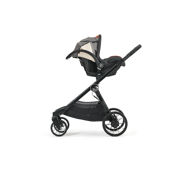 Baby Jogger City Select Lux In Slate The Lightest Double