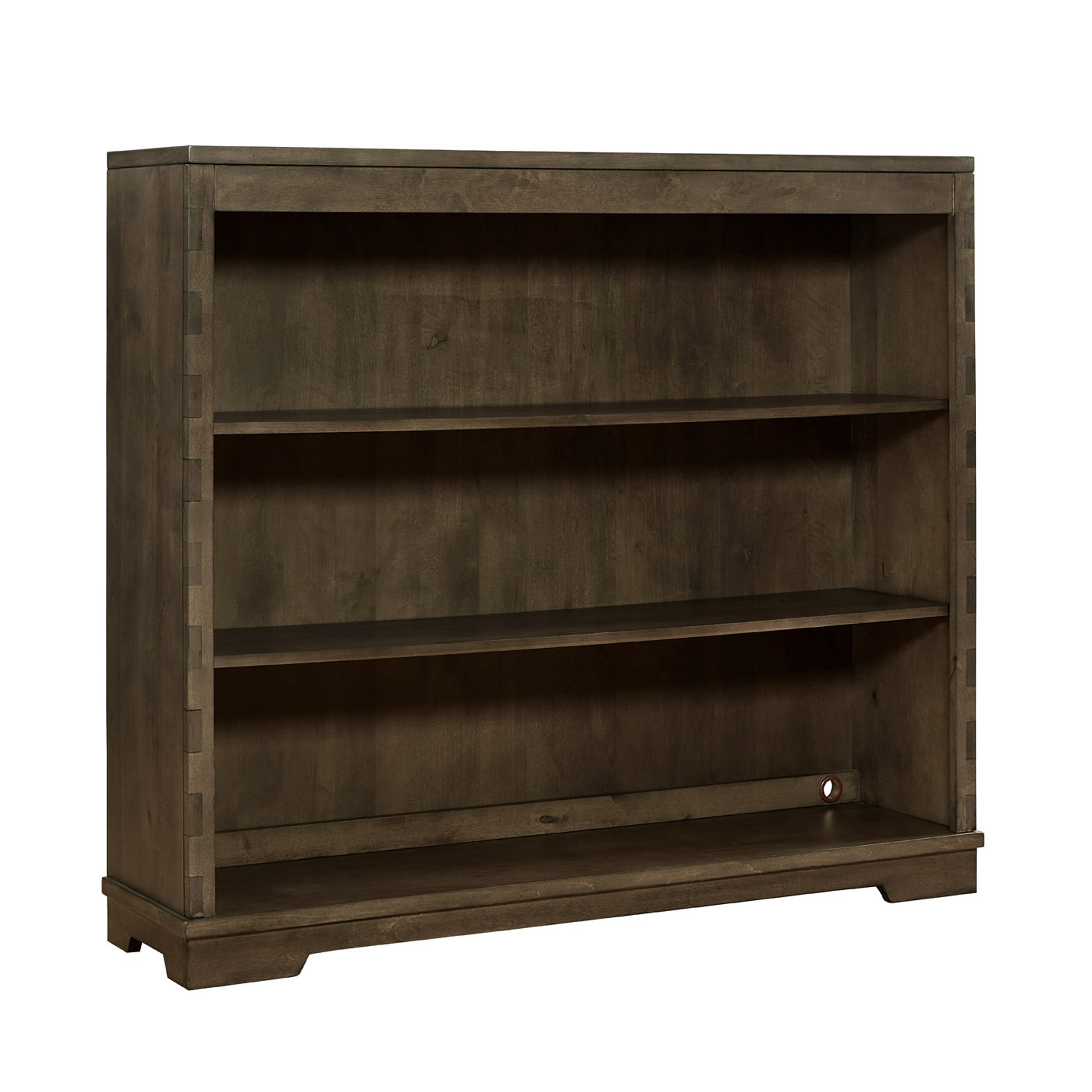 Westwood Dovetail Hutch/Bookcase - Graphite