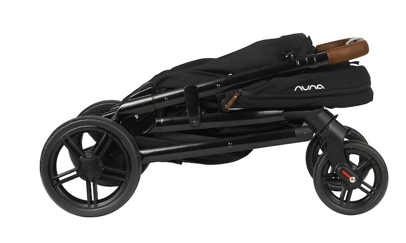 2019 Nuna Tavo Stroller In Caviar Black Shop Top Travel