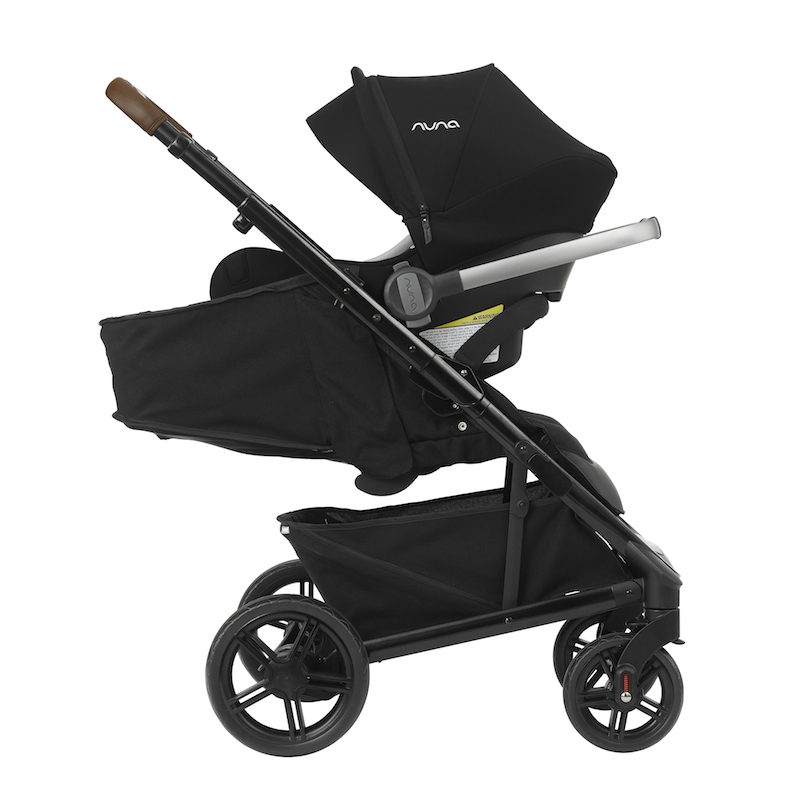 2019 Nuna Tavo Trvl System Lx In Caviar Black Shop Top