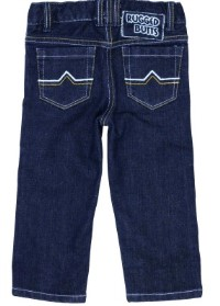 RuggedButts Everyday Dark Blue Slim Jeans