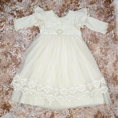 Frilly Lace Dress