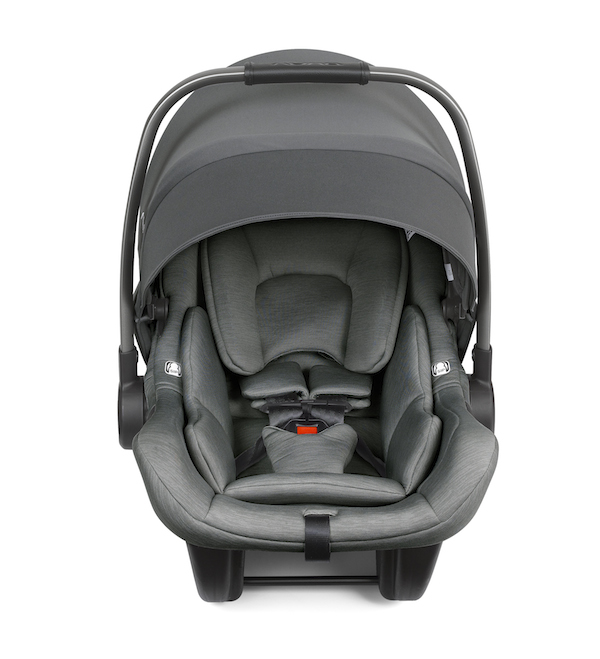 new nuna pipa lite infant car seat in fog grey shop the lightest car seat on the market at. Black Bedroom Furniture Sets. Home Design Ideas