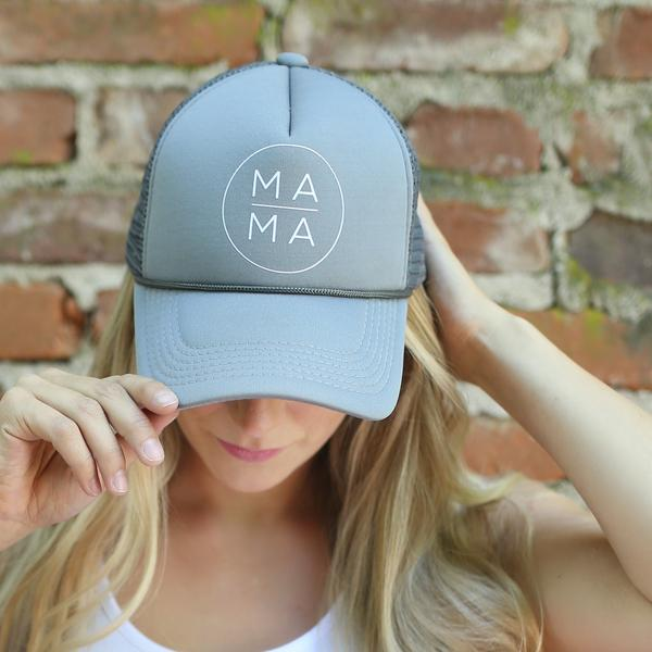 1a5e62264 To Little Arrows Mama Hat in Grey| Trendy Clothing for Fashionable Moms!