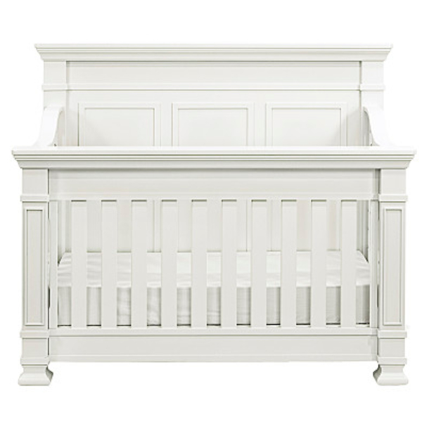 Mdb Tillen 4 In 1 Crib Dove White