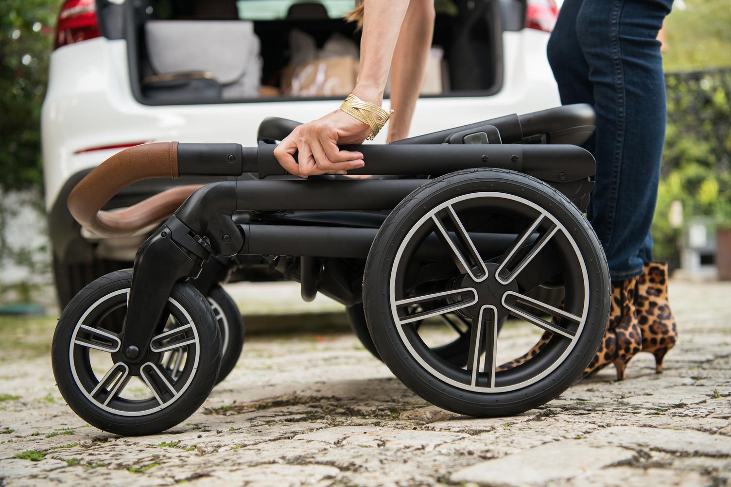Nuna Mixx Next in Caviar (NEW!)  Shop Luxury Strollers at ...