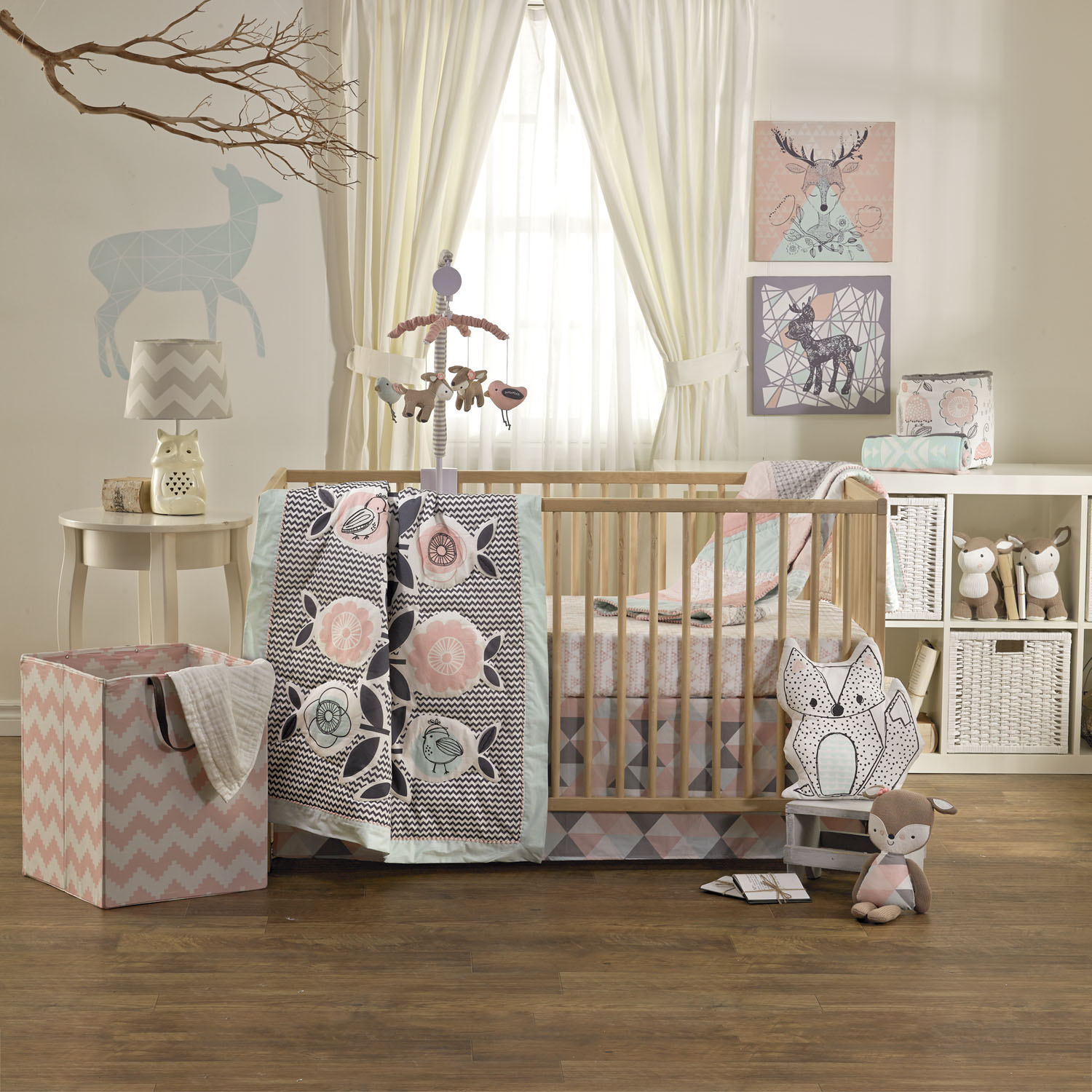 Lolli Sparrow Bedding Set