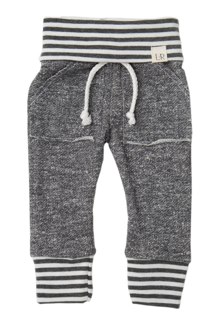 Lulu Amp Roo Dark Grey Jogger Outfit Find Cute Terrycloth