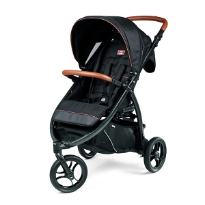 Agio Z3 All Terrain Stroller - Black