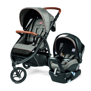 Agio Z3 Travel System - Grey