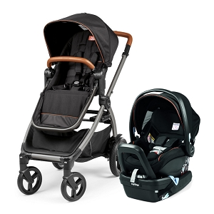 Agio Z4 Travel System - Black