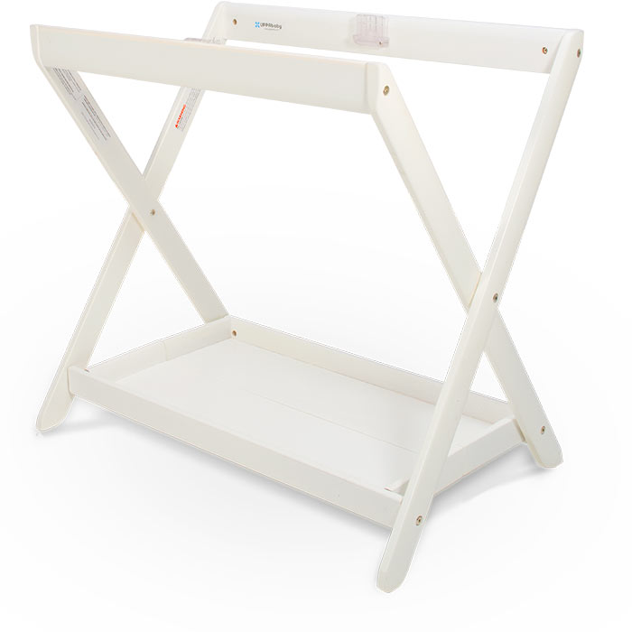 Bassinet/Hamper Stand - White