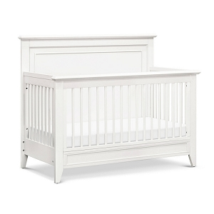 Franklin & Ben Beckett 4-in-1 Convertible Crib - Warm White  (Boutique Exclusive!)