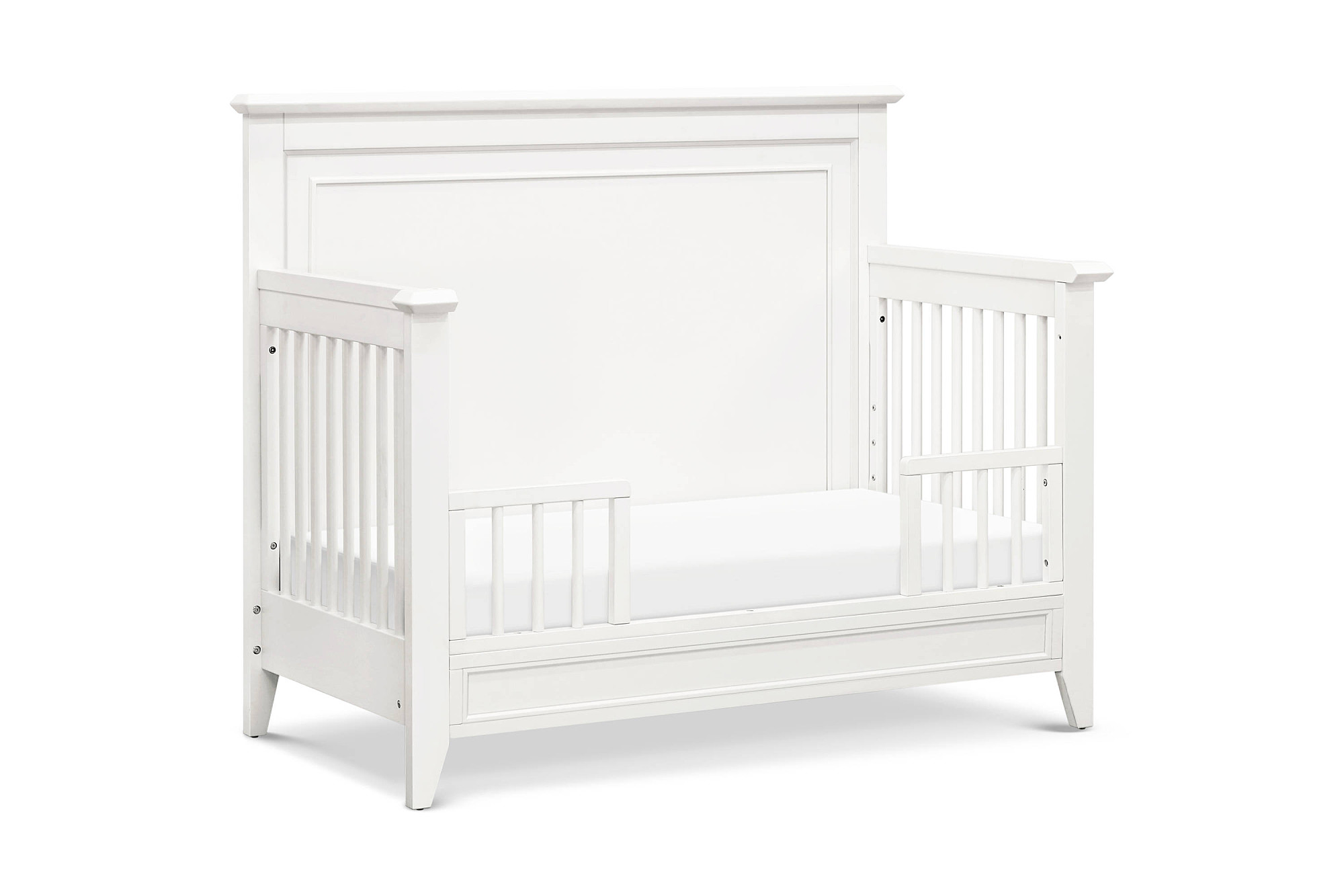 Franklin Ben Beckett 4 In 1 Convertible Crib Warm White Boutique Exclusive