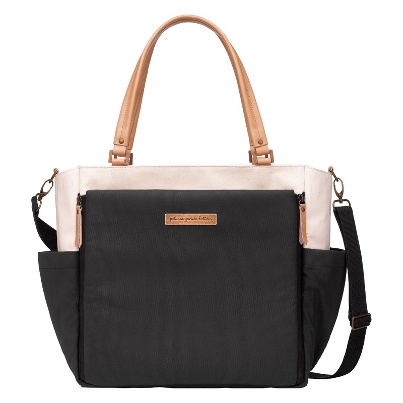 City Carryall - Birch & Black