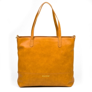 Bella Tunno Boss Bag - Cognac