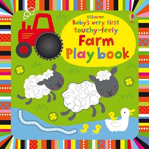 Babys Very First Touchy Feely Farm Playbook