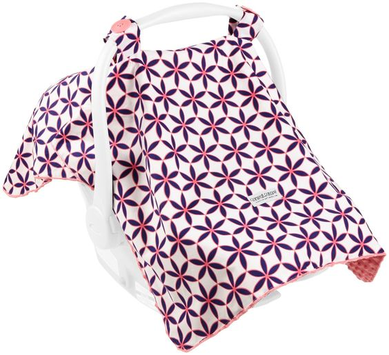 Carseat Canopy - Kendra  sc 1 th 215 & Carseat Canopy in Kendra | Shield Your Baby From Harsh Weather and ...