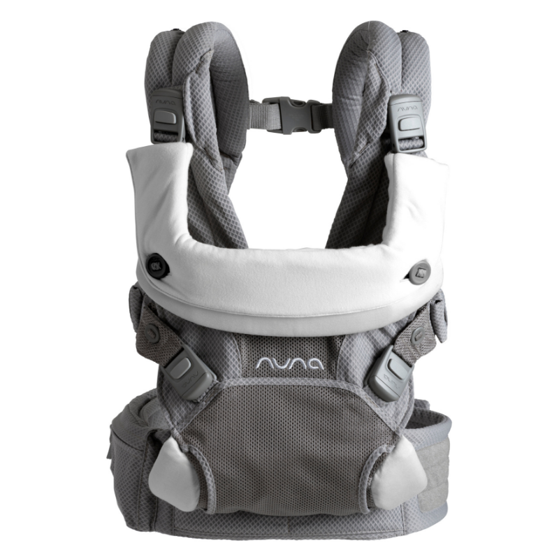 NEW! Nuna CUDL Baby Carrier in Frost | Shop the Best Baby ...