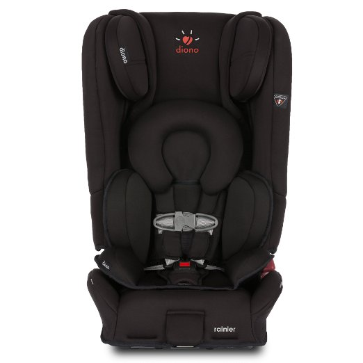 diono rainier in midnight affordable convertible carseats made with a steel frame. Black Bedroom Furniture Sets. Home Design Ideas