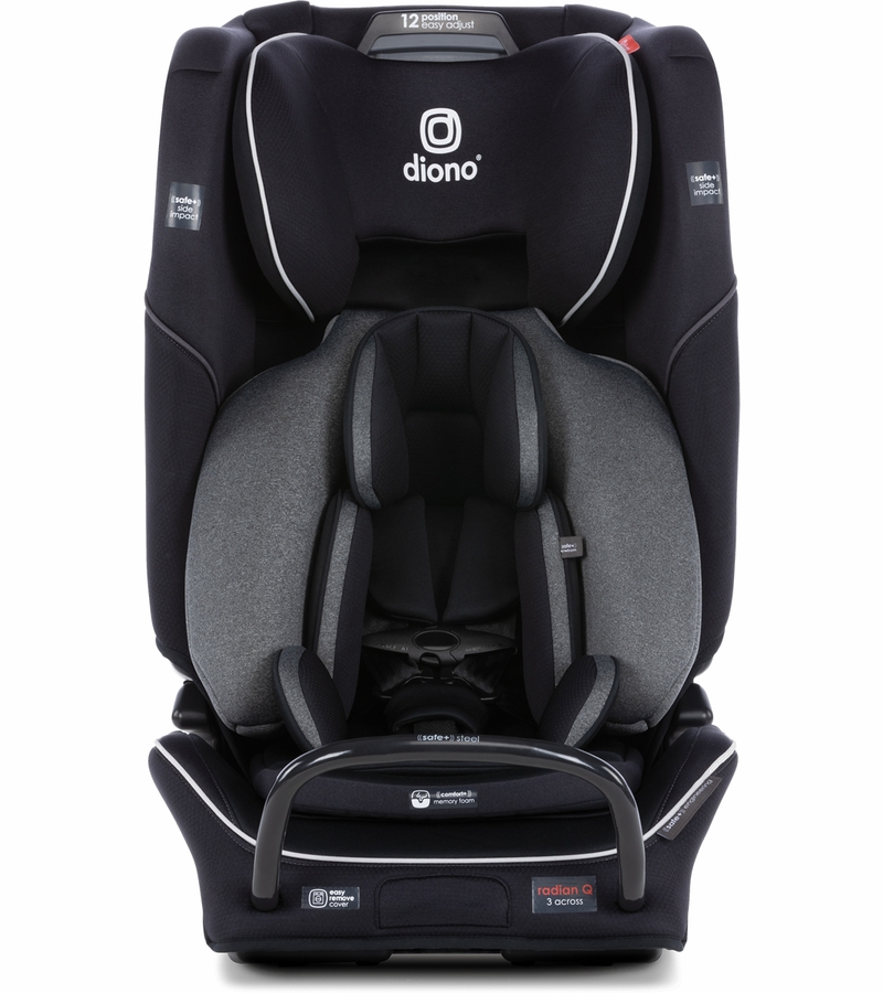 Diono Radian Rear Facing Infant Seat Base /& Pad Accessories