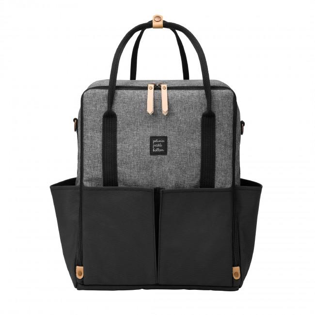 PPB Intermix Backpack - Black & Graphite