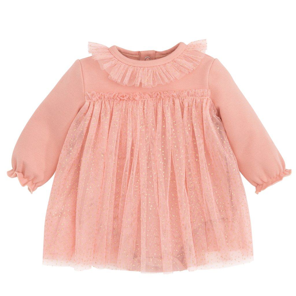 Elegant Baby Sparkle Tulle Dress Christmas Outfits for