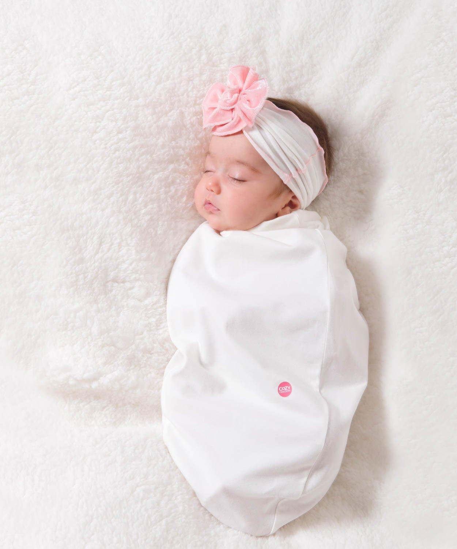 Rose Headband Bunting Set Shop Cozy Cocoon Baby Buntings
