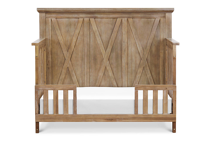 Franklin Ben Emory Farmhouse 4 In 1 Crib Driftwood Boutique Exclusive
