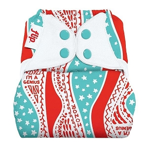Flip One Size Diaper Cover Limited Edition - Mary Pickersgill
