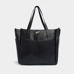 Freshly Picked Classic Carryall - Ebony