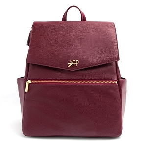 Freshly Picked Diaper Bag - Burgundy