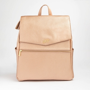 Freshly Picked Diaper Bag - Rose Gold